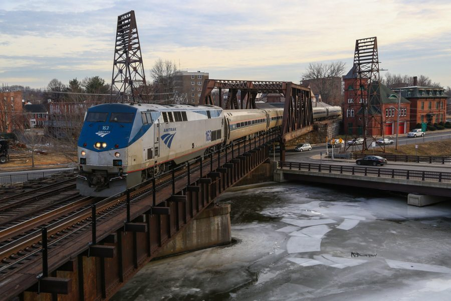 Rolling Through Holyoke: Residents Asked to be Cautious With Increased Amtrak Service
