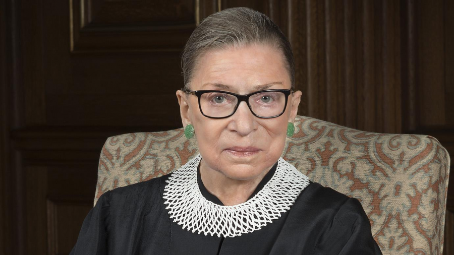 Who was RBG before the Supreme Court?