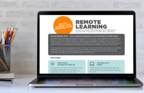 HHS North Remote Learning: A Student