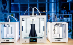 Advances in today's 3-D printing
