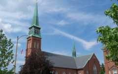 Two Catholic Communities Join Together in Holyoke