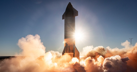 SpaceX SN9 Prototype