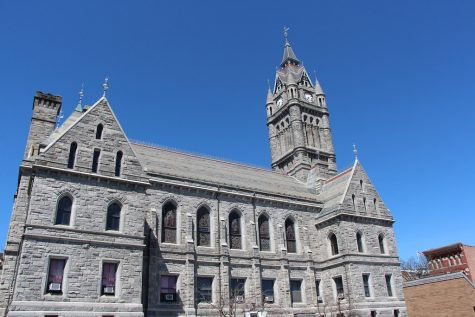Holyoke Mayoral Candidates