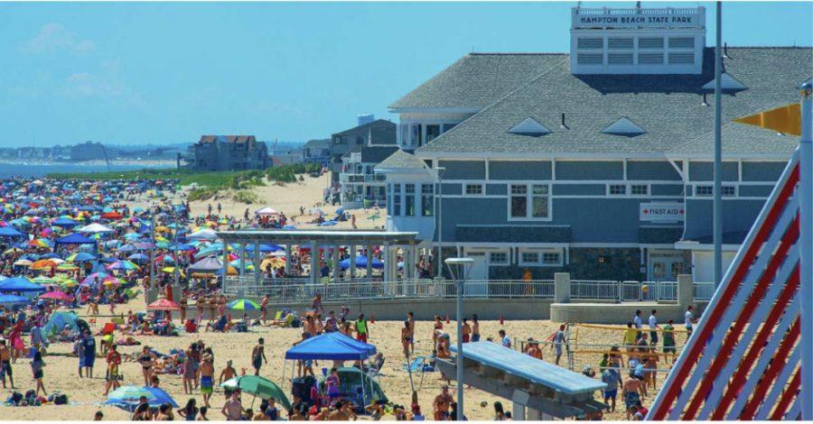 New England Day Trips: Hampton Beach, New Hampshire