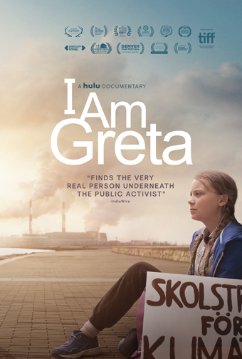 I Am Greta Makes Debut To Many Students Across the World