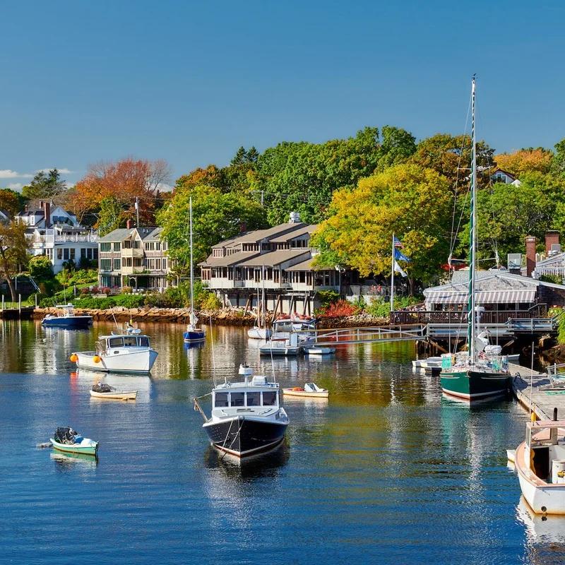 New England Day Trips Part II: Ogunquit, Maine