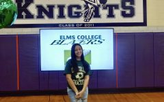 The Next Step for Amaya Olivero: Women's Soccer at Elms College