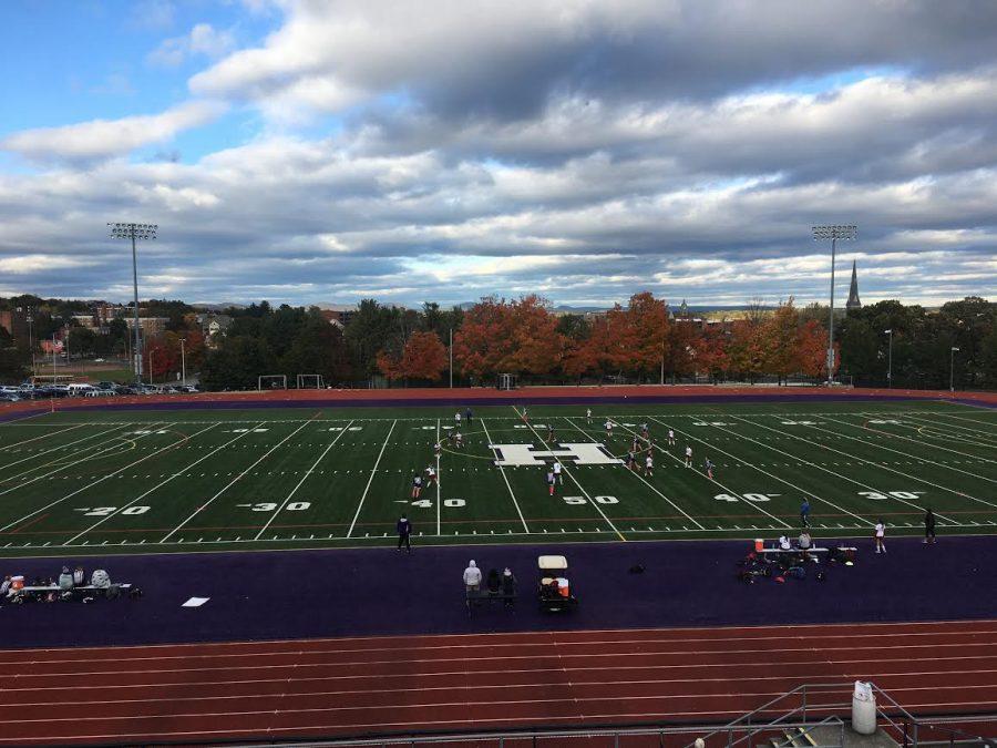 Tonight's Holyoke High Varsity Football game cancelled