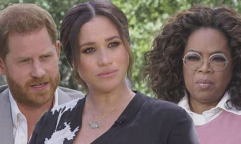 """Oprah's Interview With Megan Markle and Harry """"Raises Awareness Within The Royal Family"""""""